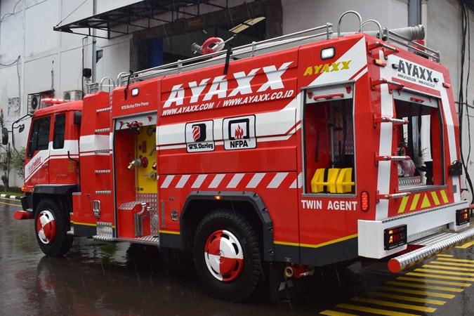 AYAXX 6000 Liter