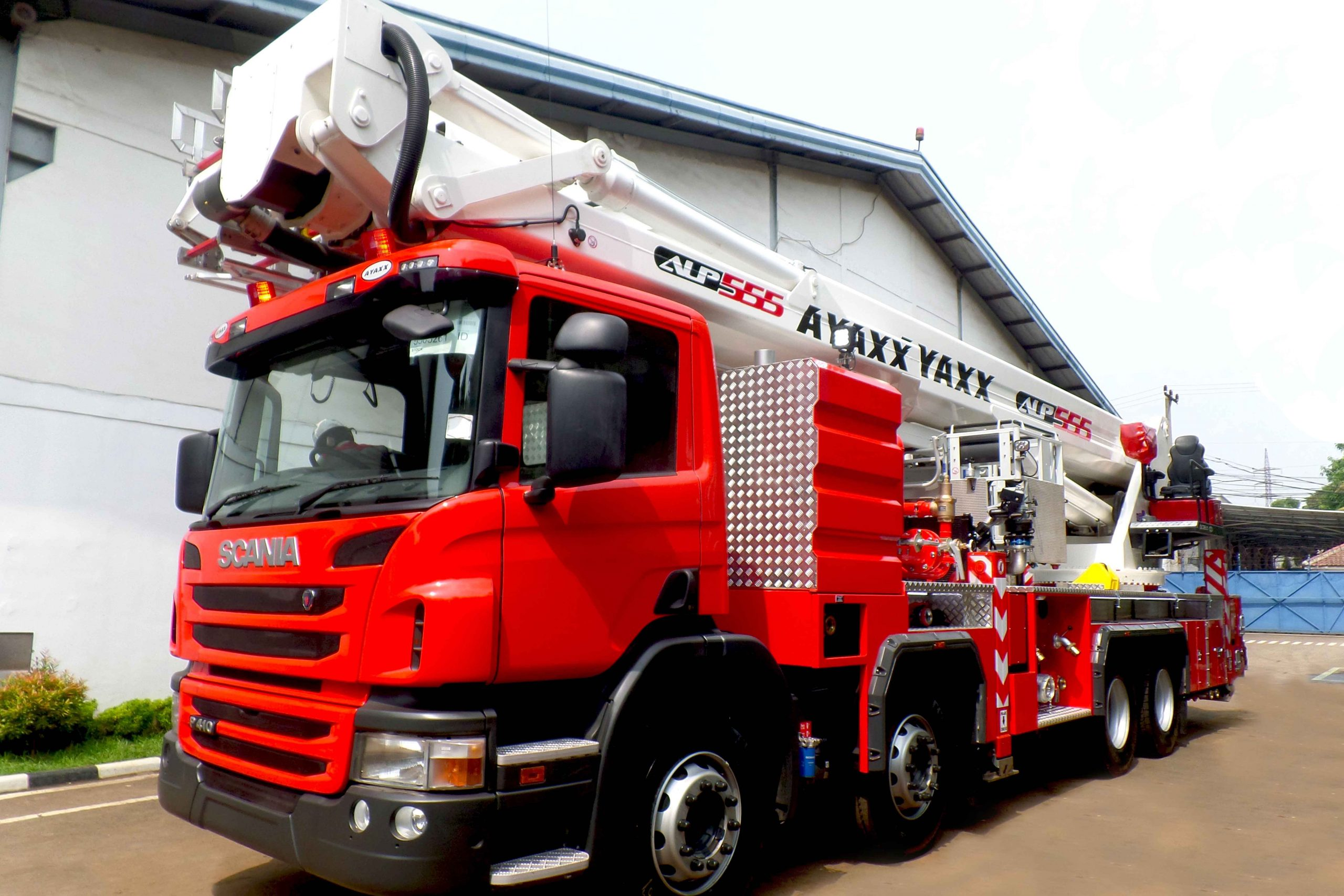 Fire Ladder AYAXX Indonesia