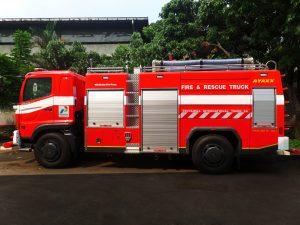 fire truck ayaxx 6000