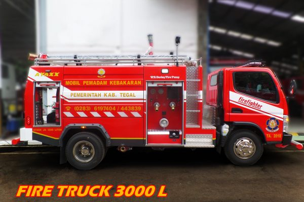 AYAXX 3000 Liter