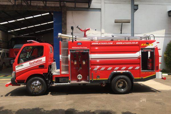 ayaxx firetruck indonesia
