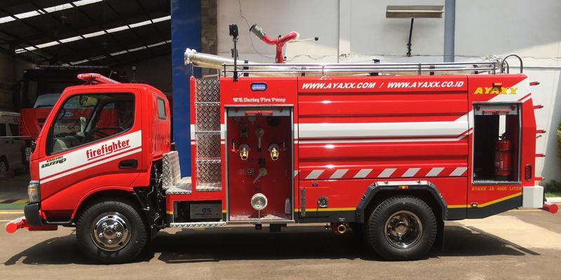 fire truck indonesia ayaxx 4