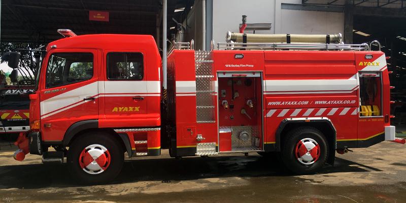 fire truck indonesia ayaxx 2