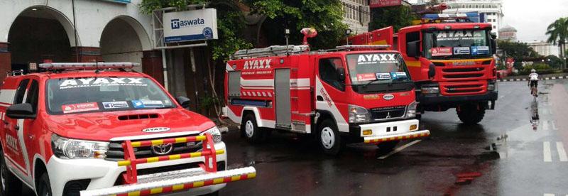 Produsen Fire truck Indonesia ini dibuat dengan kualitas terbaik.