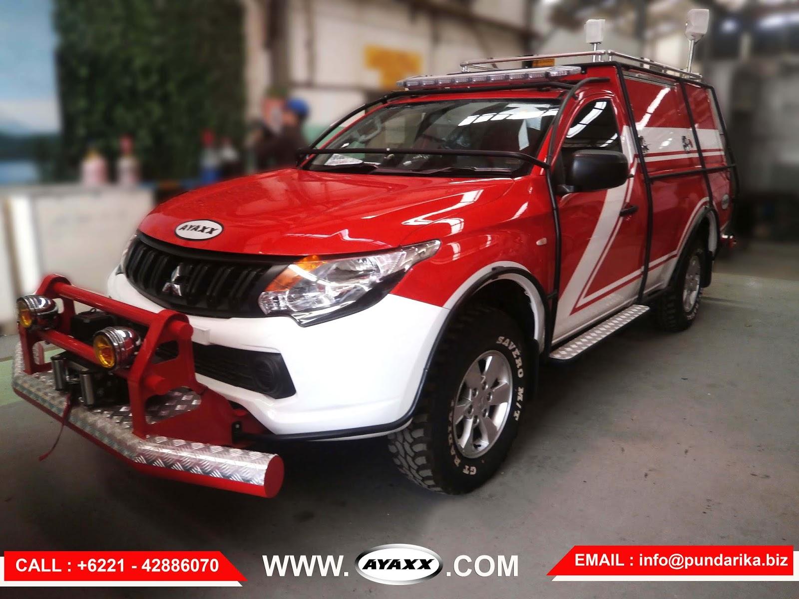 Jual fire jeep AYAXX Indonesia, cek harganya ?