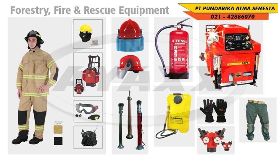 Fire Fighting Equipment The best From Indonesia